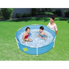 Bestway Swimming Pool Circular My First Frame 580 Liter Blue Color: 56283