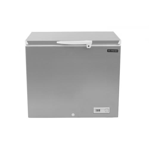 FRESH De Frost Freezer 215 Liter Silver color: FDF 270 T