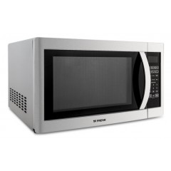 Fresh Microwave 42 Liter With Grill Digital Silver Color Stainless Door: FMW-42KCG-S