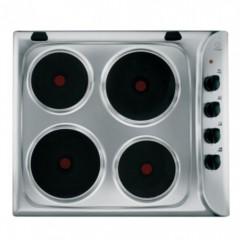 Indesit Electric Built-In Hob 4 Burner Stainless Steel: PIM604(IX)