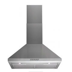 Indesit Chimney Cooker Hood 60cm Stainless Steel: IHP6.5FCMIX