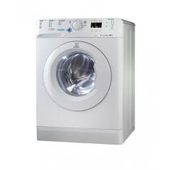 Indesit Washing Machine 7 kg White Color 1000 RPM: XWA71051WEU