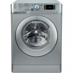 Indesit Washing Machine 9 kg Silver 1400 RPM XWE 91483X S EU