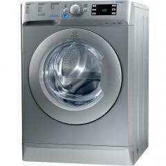 Indesit Washing Machine 8 kg Digital Silver Color 1200 RPM: XWE 81283X S EU