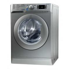 Indesit Washing Machine 9 kg With Dryer 6 Kg Digital Silver Color 1400 RPM: XWDE 961480X S EX