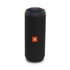 JBL Waterproof Portable Bluetooth Speaker 2x8 Watt Black: FLIP4 BLACK