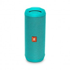 JBL Waterproof Portable Bluetooth Speaker 2x8 Watt TEAL: FLIP4 TEAL