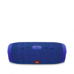 JBL Waterproof Portable Speaker With Power Bank 6000mAH BLUE: Charge3 BLUE