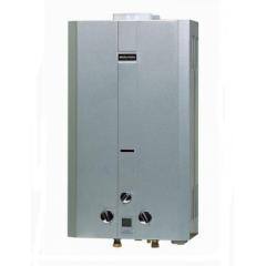 White Point Gas Water Heater 10 Liter Silver: WPGWH 10 LS