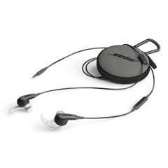 Bose SoundSport® In-Ear Headphones Black: SOUNDSPORT IE BLK
