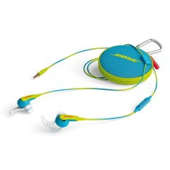 Bose SoundSport® In-Ear Headphones Blue: SOUNDSPORT IE BLU