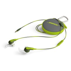 Bose SoundSport® In-Ear Headphones Green: SOUNDSPORT IE GRN