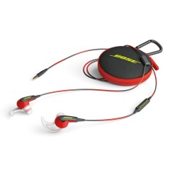 Bose SoundSport® In-Ear Headphones Red: SOUNDSPORT IE RED
