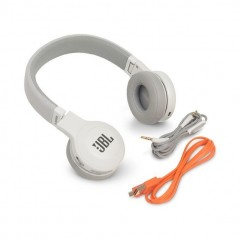 JBL On-Ear Wireless Headphones 16 Hours White: E45BT TWHT