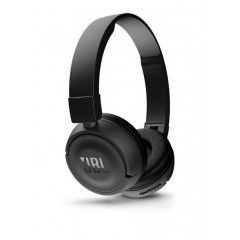 JBL On-Ear Wireless Headphones 11 Hours Black: T450BT BLK