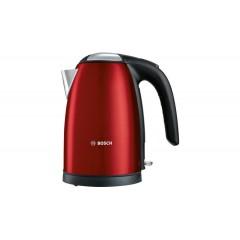 Bosch Water Kettle 1.7 L Red: TWK7804