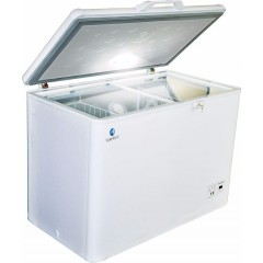 White Whale Deep Freezer 350 Liter With Internal Cover White: WCF-350