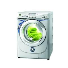 Kiriazi Washing Machine 10 KG 1200 RPM White: WM-10KGM-W