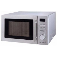 White Whale Microwave 34 liter With Grill White: MWO-34SS