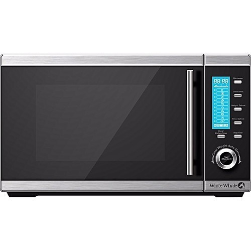 White Whale Microwave 28 liter With Grill Silver: MWO-28SBL