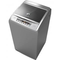 White Whale Washing Machine 8 Kg Topload Silver: WD-885MT