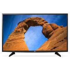 "LG 43"" LED TV Full HD With Built-In HD Receiver: 43LK5100"