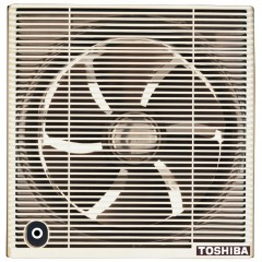 Toshiba Ventilating Fan Bathroom : VRH-30S1