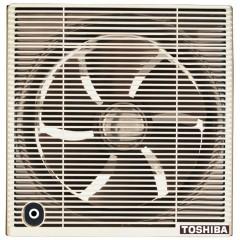 Toshiba Ventilating Fan Bathroom : VRH-30S1