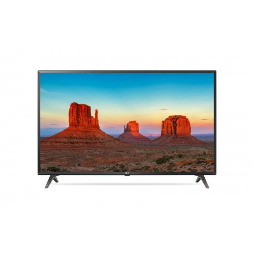 "LG 49"" LED TV Ultra HD 4K Smart WebOS With Built-In 4K Receiver: 49UK6300"