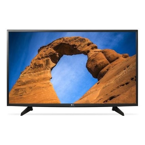 "LG 49"" LED TV Full HD With Built-In HD Receiver: 49LK5100"