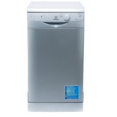 Indesit dishwasher 45 cm Silver 10 Person: DSR15B1SEU