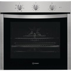 Indesit Built-In Electric Oven Stainless Steel 60 cm 66 Liter With Grill: IFW5530IX