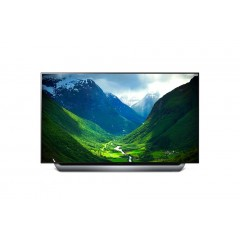 """LG TV OLED 55"""" Ultra HD 4K Smart With Bult-in Receiver: OLED55C8"""