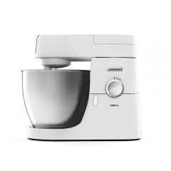 Kenwood Kitchen Machine 1200 Watt 6.7 Liter White: KVL4100W