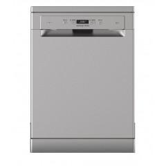Ariston Dishwasher 60 cm 14 Persons 7 Programs Digital Silver: LFC 3C26 X