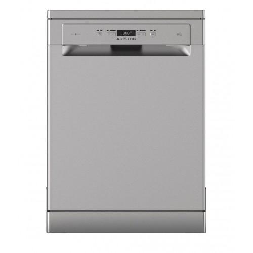 Ariston Lave-vaisselle 60 cm 14 Personnes 7 Programmes Numérique Argent: LFC 3C26 X