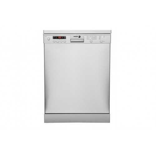 Fagor Dishwasher 12 Person 8 Programs: LVF-27AXS