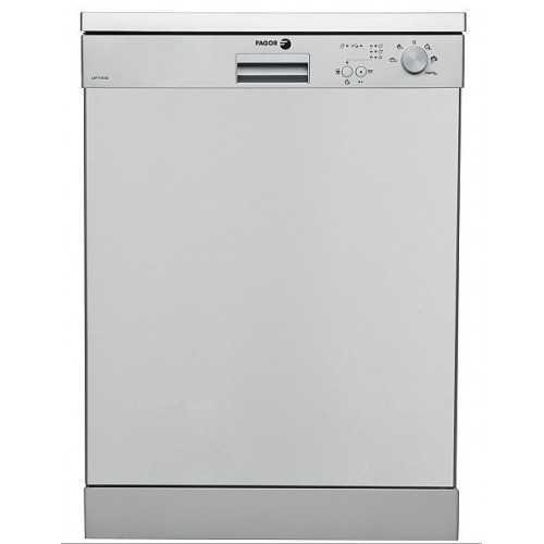 Fagor Dishwasher 12 Person 5 Programs LVE-11AXS