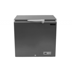 FRESH De-Frost Chest Freezer 180 Liter Silver FDF220D