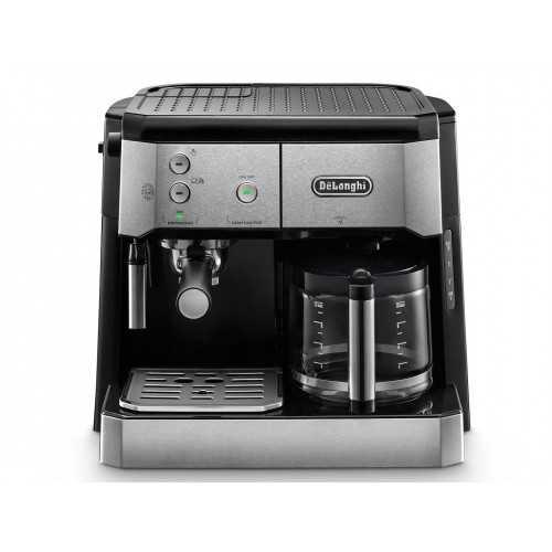 DeLonghi Espresso Coffee Maker 1 Liter 10 Cups: BCO421.S
