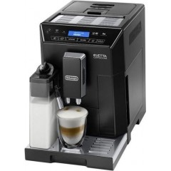 De'Longhi Eletta Bean to Cup Coffee Machine Black ECAM 44.660.B