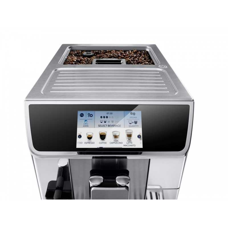 cbaab55b3 Delonghi PrimaDonna Elite Coffee Machine MultiFunction Digital ECAM ...