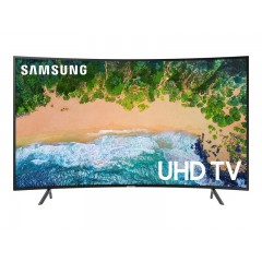 """Samsung TV 65"""" LED Curved UHD 4K Smart Wireless Built-in Receiver 65NU7300"""