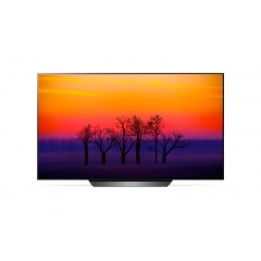 """LG OLED TV 55"""" UHD 4K SMART Wirless With Built-in Receiver and Gifts OLED55B8PVA"""