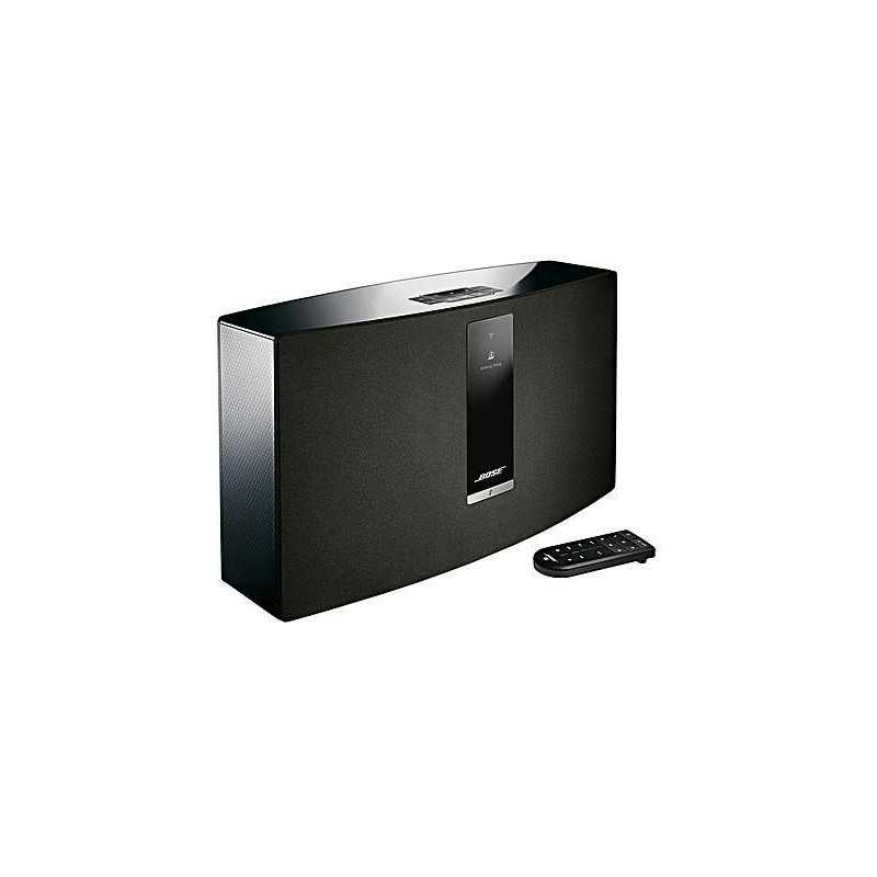 bose soundtouch 30 series iii wireless music system black soundtouch 30 iii blk 240v ap prices. Black Bedroom Furniture Sets. Home Design Ideas