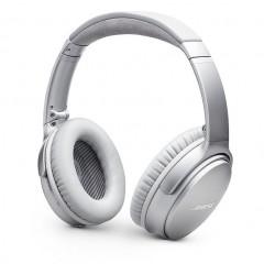 Bose Quietcontrol 35 Wireless Headphones Noise Cancelling 20 Hours Silver: QUIETCOMFORT 35