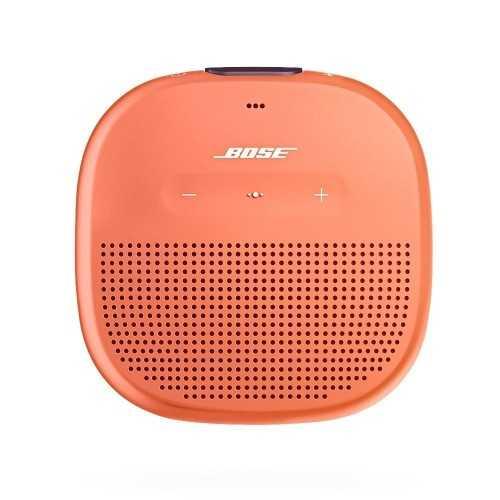 SoundLink Micro Bluetooth speaker 6 Hours Orange