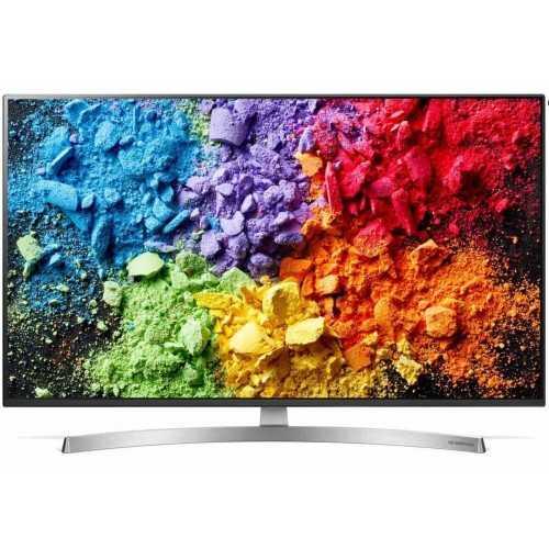 """LG 65"""" LED TV Super Ultra HD 4K Smart Wireless α7 Intelligent Processor 40 Watt 65SK8500"""