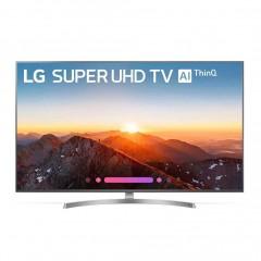 "LG 55"" LED TV Super Ultra HD 4K Smart Wireless α7 Intelligent Processor 55SK8000"