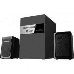 X-Loud Sound System FM radio, USB&SD, Remote, with Bluetooth: LD-X100